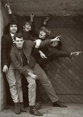 The Warlocks (The Grateful Dead) in 1965 by Herb Greene