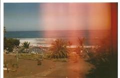 playa del castillo smena 8m (mariolo_1981) Tags: camera espaa vintage de toy puerto la canarias cruz tenerife russian 8m smena analogica
