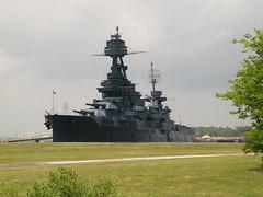 LaPorte Texas Battleship USS Texas P4218973 (mrchriscornwell) Tags: texas battleship uss laporte