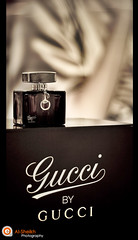 Gucci Perfume (Essa Al-Sheikh - @Bo3awas) Tags: canon mall shopping photography 50mm perfume gucci commercial kuwait f18 q8 alsheikh eissa xti at 400d avnues