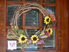 Ivy Wreath 1, fall 2007