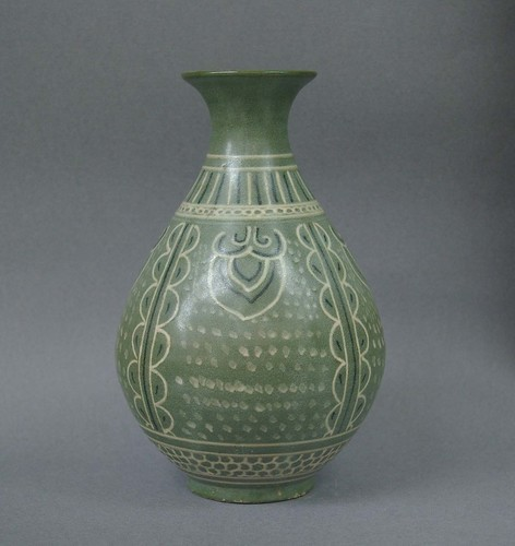 12th Century Korean Celadon Vase 2 2 A Photo On Flickriver