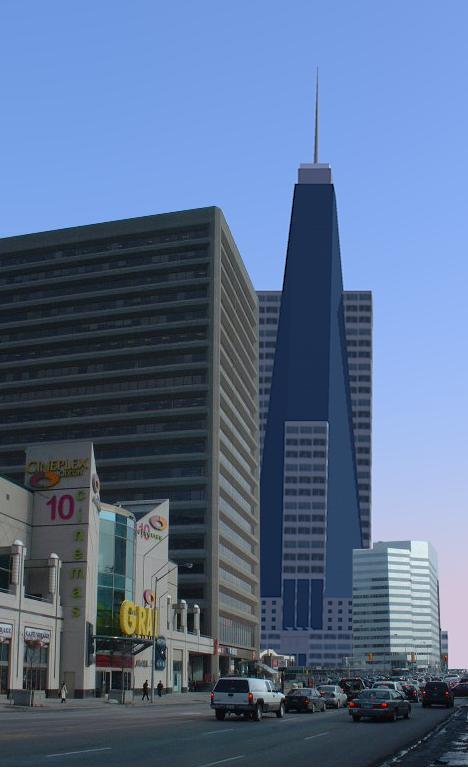 Weston Models Buildings