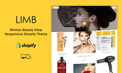 Limb – Women Best Beauty Shop Responsive Shopify Theme (ThemeTidy) Tags: shopifythemes shopify themes templates shopifytemplates responsive ecommerce beauty beautystore women fashion shop beautyshop