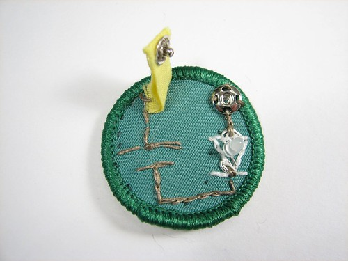 Soft Circuit Merit Badge15