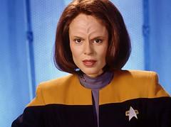 Half Klingon, half Latina: B'Elanna Torres from Star Trek: Voyager
