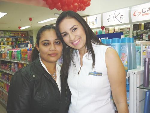 Me and Carol(Shopping dos Cosméticos)