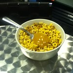 Peanut butter cereal with milk by Will @lethain at Digg thumbnail