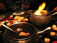 火燒巧克力鍋