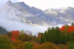 Impressioni di Ottobre (Giangi Genta) Tags: alberi clouds italia nuvole piemonte autunno ottobre bardonecchia naturesfinest p1f1 lemiemontagne absolutelystunningscapes