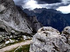 via prima della tempesta (Felice Cirulli) Tags: parco nuvole slovenia felice montagna felixe temporale triglav nazionale tricorno pogacnikov