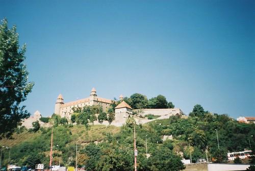 Bratislavský hrad (castle) 2
