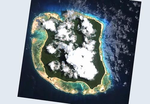 North Sentinel Island - ESA Image 2004 (1-62,500)