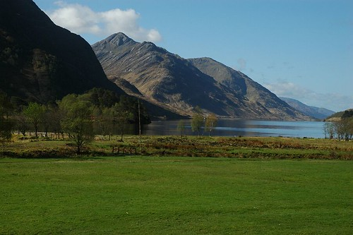 Glenfinnan to Knoydart
