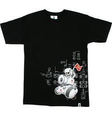 kidrobot skeleton t shirt3