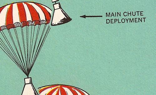 mainchute deployment