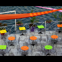 E' l'ora dell'aperitivo! (Isco72) Tags: pink italy orange verde green water yellow river table torino italia chairs fiume violet vivid rosa explore piemonte giallo acqua viola turin sedie piedmont aperitivo italians arancione polaris poriver tavolini fiumepo flickrsbest passionphotography golddragon impressedbeauty aplusphoto isawyoufirst irresistiblebeauty superbmasterpiece colourartaward fiveflickrfavs theperfectphotographer coloursplosion artedellafoto isco72 francescopallante