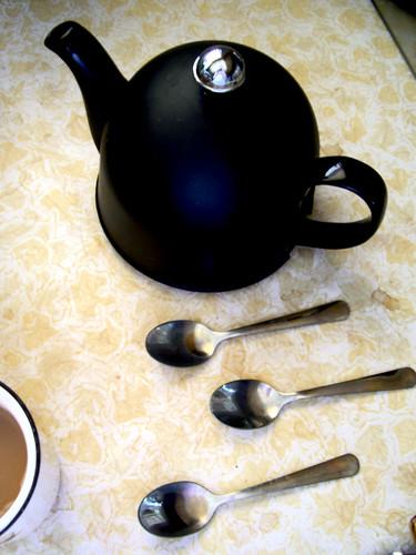 Spoon (dis)order