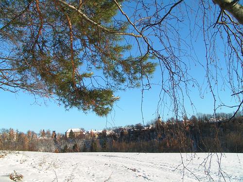 View at Nové Hrady