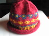 Finished item: W hat