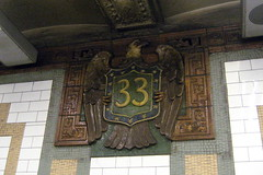 NYC - 33rd Street Subway Station by wallyg, on Flickr