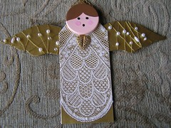 angel ornament 5 (Lin Moon) Tags: christmas xmas handmade ornament