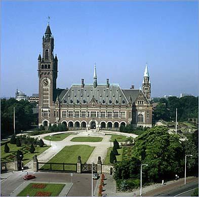 La Haya Palacio de la Paz