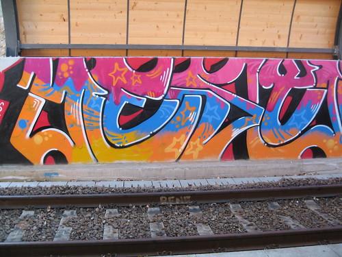 NYC Style Graffiti in Trento