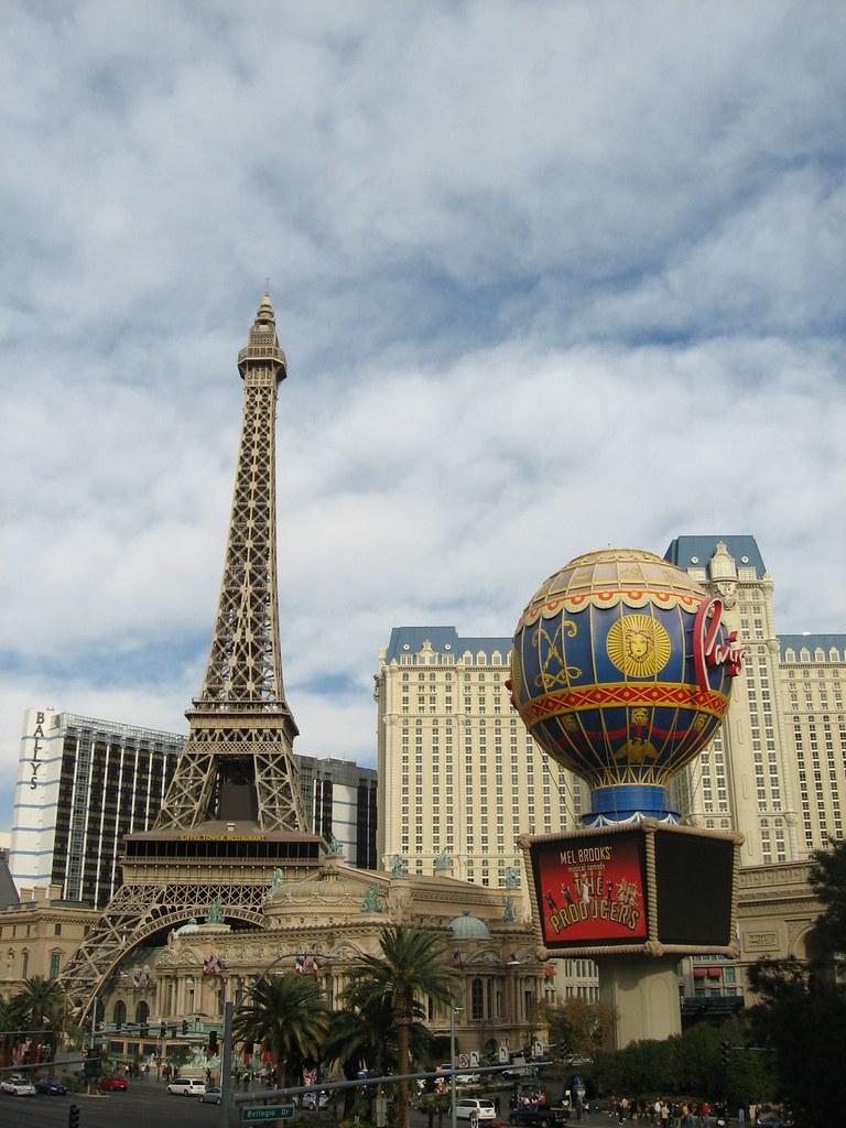 Las Vegas #28 Paris