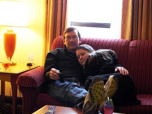 Robert & Mariko