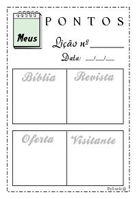 _folha de pontuação - amostra por SandraMac2007.