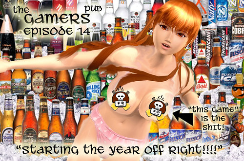 The Gamers Pub, Episode 14