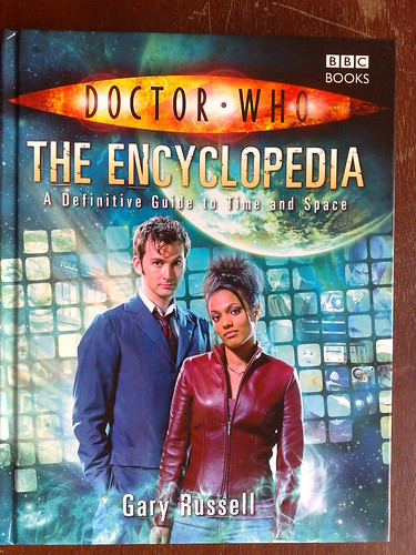 Doctor Who - The Encyclopedia