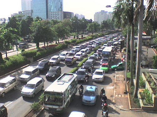 how to overcome traffic congestion