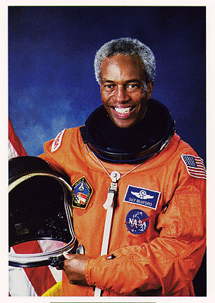 NASA Astronaut Guion Bluford, Jr.