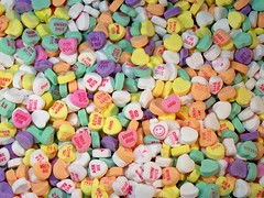 Happy Valentine S Day Conversation Heart Candy A Storybook Life