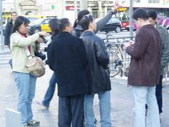 This is... (uayebt) Tags: japanese photographers tourist japoneses japonais turista fotografos fotografen japonesos touristiques touristische