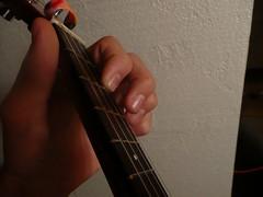 hammer on/pull off ukulele