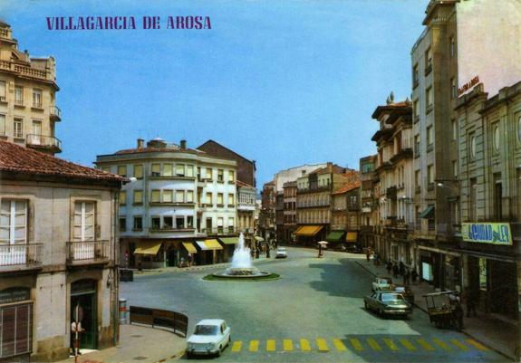 Plaza de Galicia - 1969
