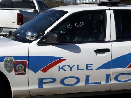 Kyle Police c/o Kyle
