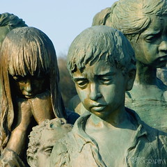 Lidice Memorial (pavel conka) Tags: world canon eos memorial war raw republic czech kind second childrens bohemia pavel reinhard 30d moravia protectorate deti lidice heydrich valka druha pamatnik ceskoslovensko svetova conka liditz vyhlazeni