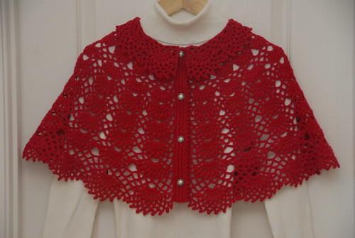 Red Capelet FO