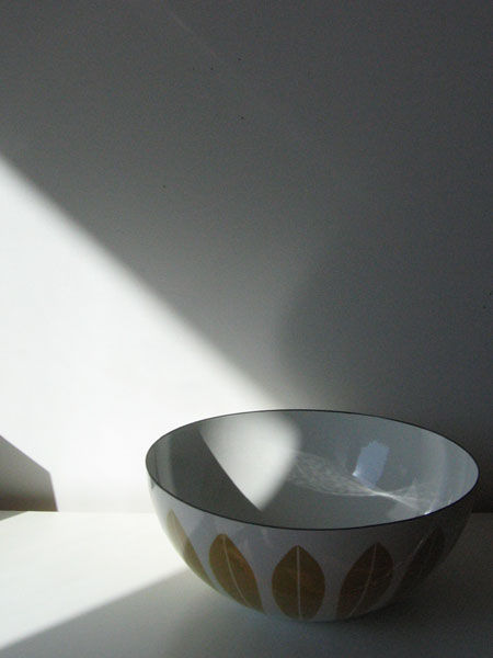 thrifted: cathrineholm bowl