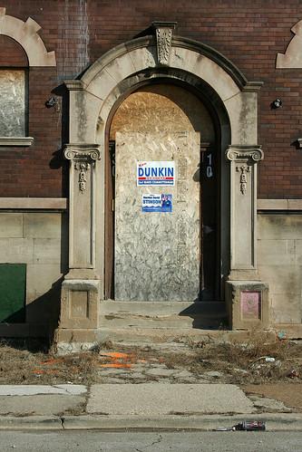 Dunkin Door
