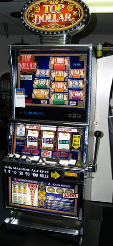 Cheapest Top Dollar Slot Machine In Atlantic City