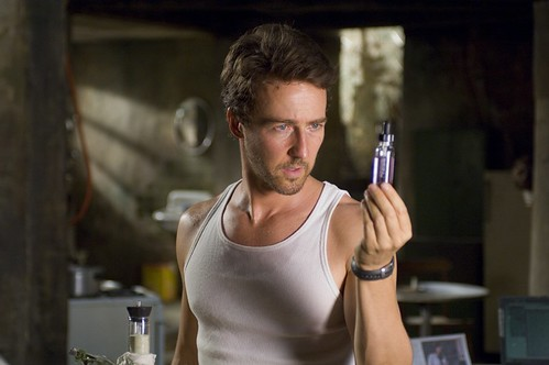 Thumb Edward Norton como Bruce Banner estará en Iron Man 2