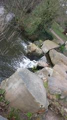 Mini Waterfall (flatpackedworld) Tags: windsor virginiawater greatpark