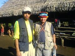 Fernando Valdivia en Chicherta
