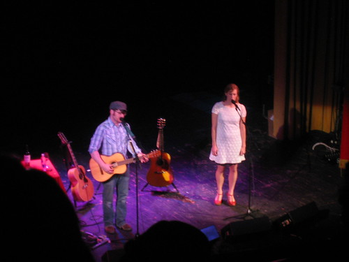 Colin Meloy and Laura Gibson duet on Sam Cooke\'s \