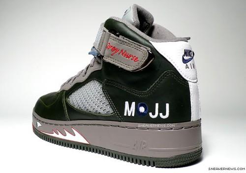 Air Jordan Force V Premier Grey Nurse 4